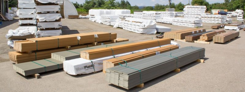 WoodPlastic® terasy a ploty Bukovany