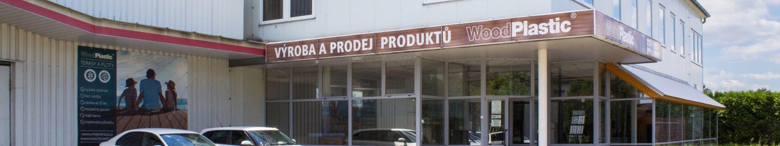 WoodPlastic® terasy centrum Bukovany-novinky