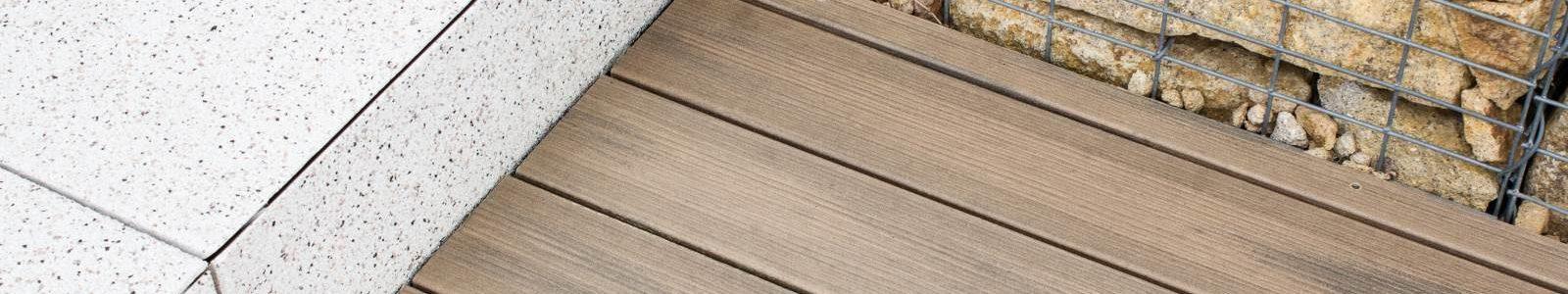 WoodPlastic® terasy forest plus teak