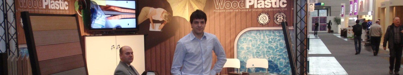 WoodPlastic® terasy veletrh Domotex